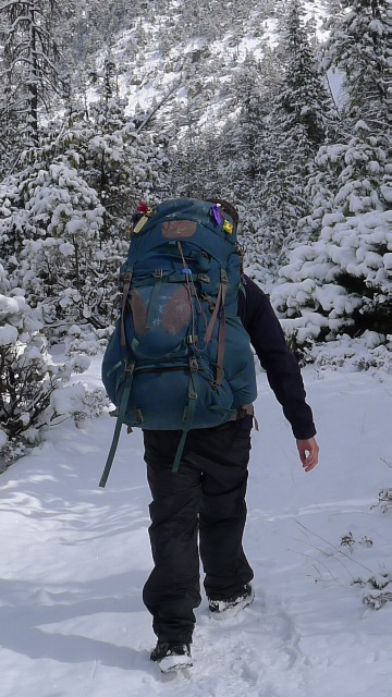 Osprey Aether AG 70L Review