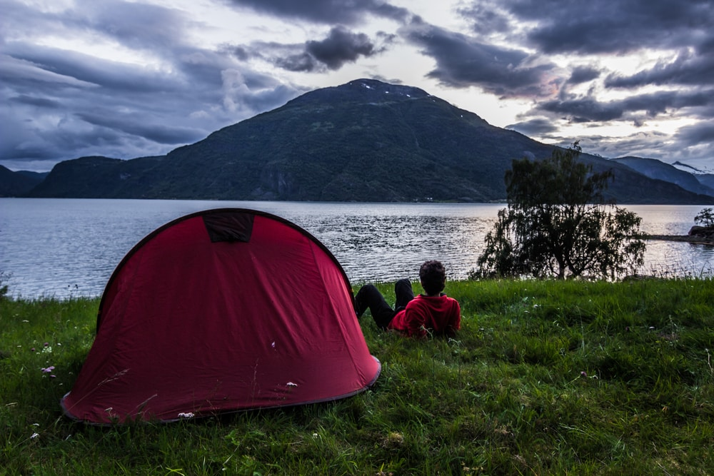 Everything on your camping checklist goes home: leave no trace