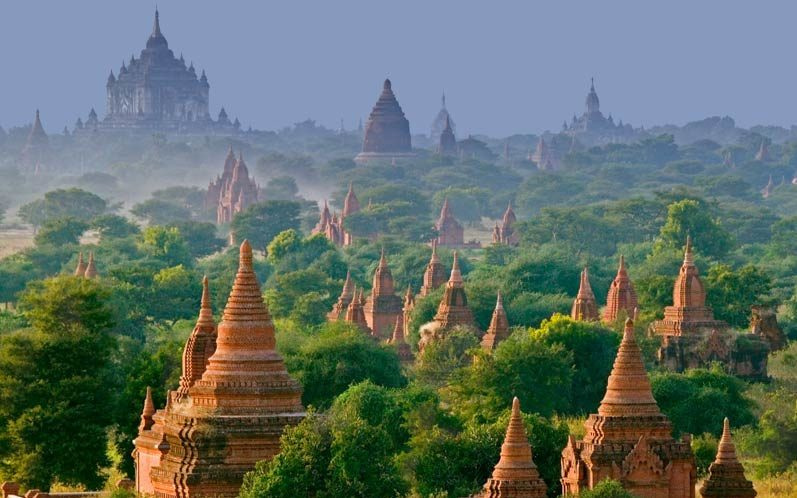 myanmar backpacking budget travel guide