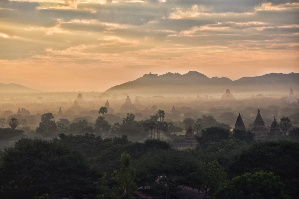 Exotic view of Burma travel guide