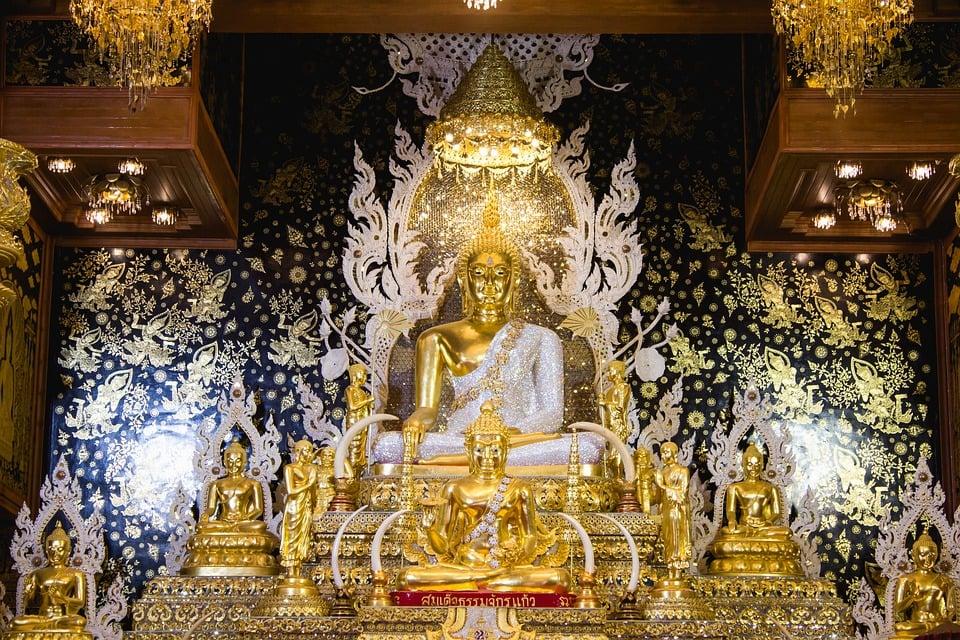 Backpacking Bangkok