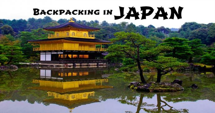 backpacking in japan