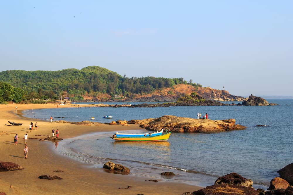 Gokarna Beach - a destination in India and Goa alternative