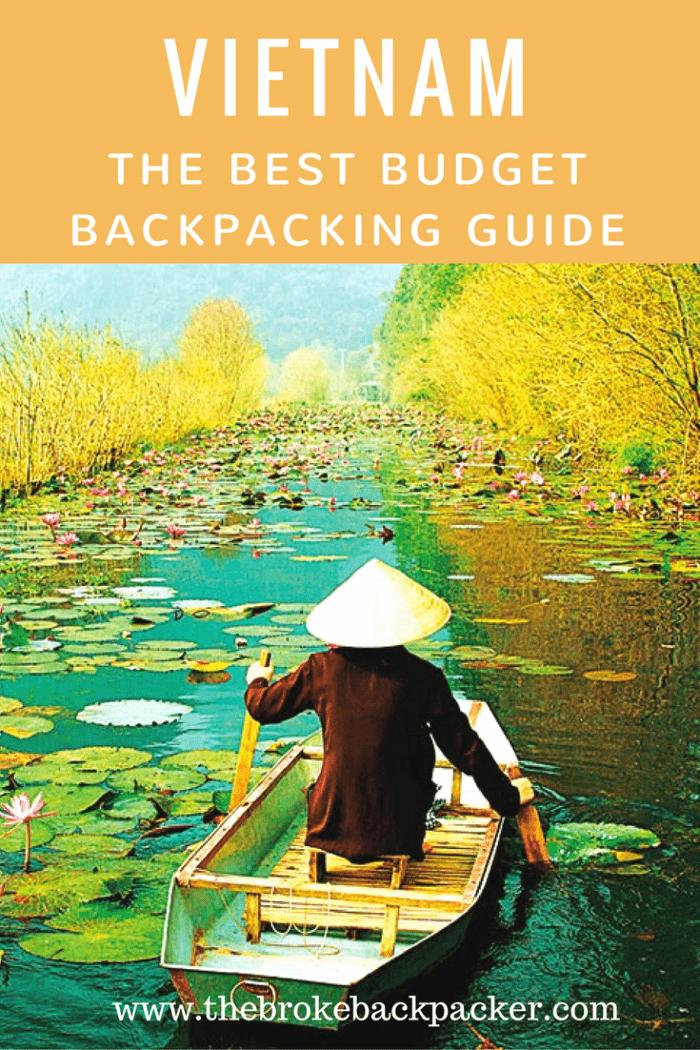 backpacking Vietnam budget travel guide