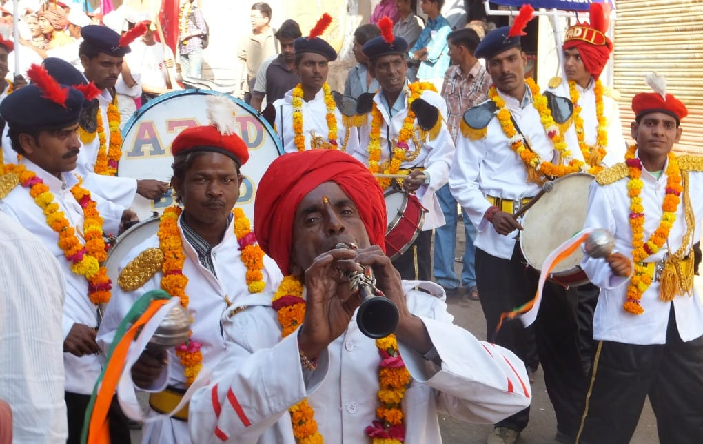 Festival in Pushkar India