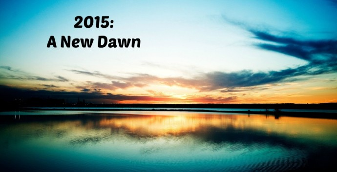 First dawn 2015 with The Broke Backpacker