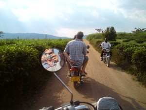 Traveling the roads of East Africa