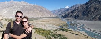 Tajikistan at the Wakhan Valley