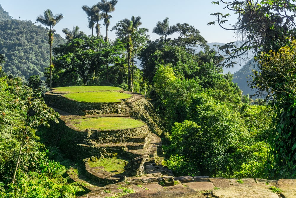 Ciudad Perdida Colombia S Lost City Trek Report