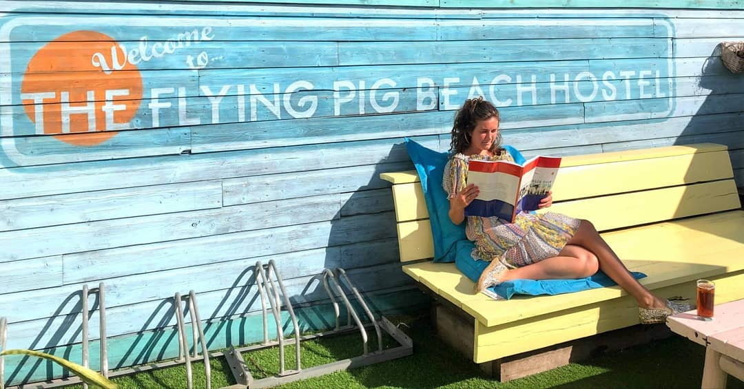 Flying Pig Beach - Top picks of the party hostels in Europe