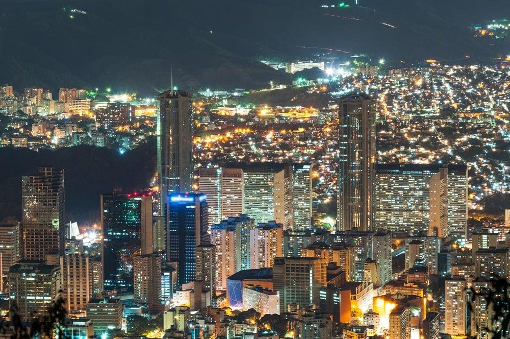 city living in venezuela