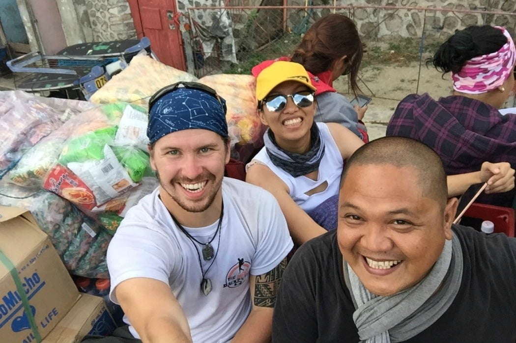 Backpacking in Sagada Philippines