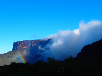 Roraima Venezuela with The Broke Backpacker