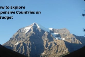 Explore Expensive Countries on a Budget