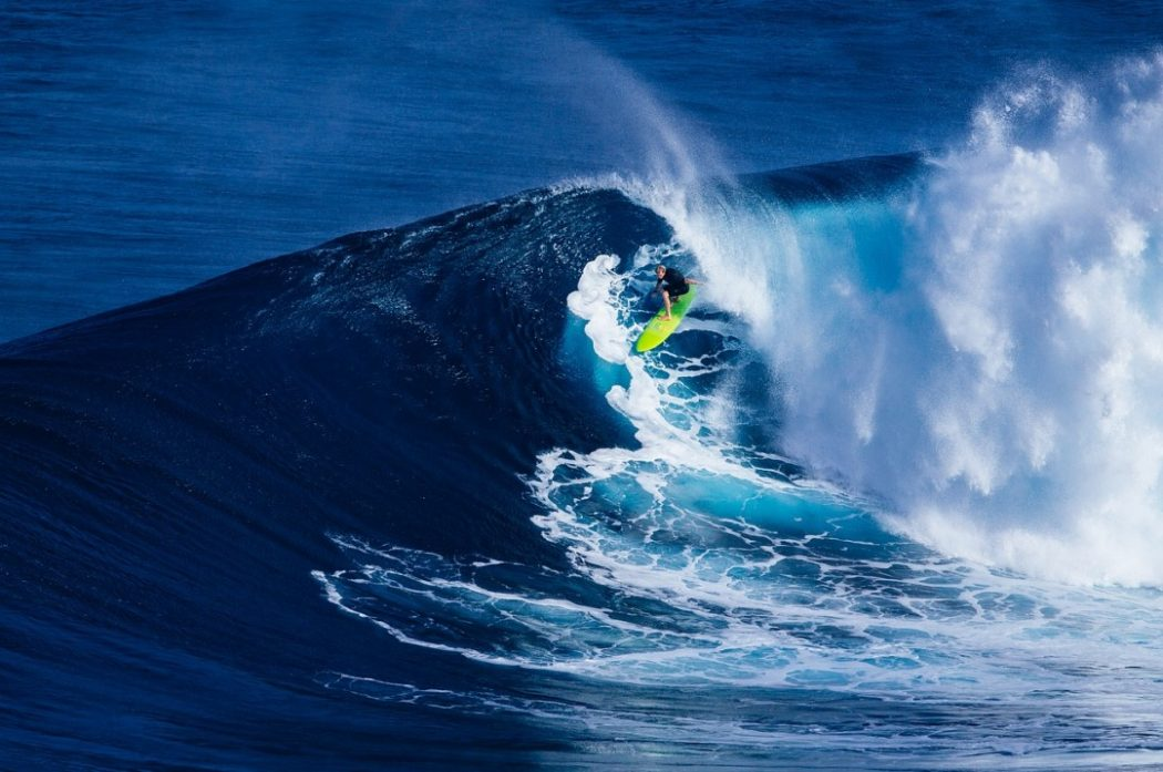 surfing the World's most dangerous activities for Backpackers