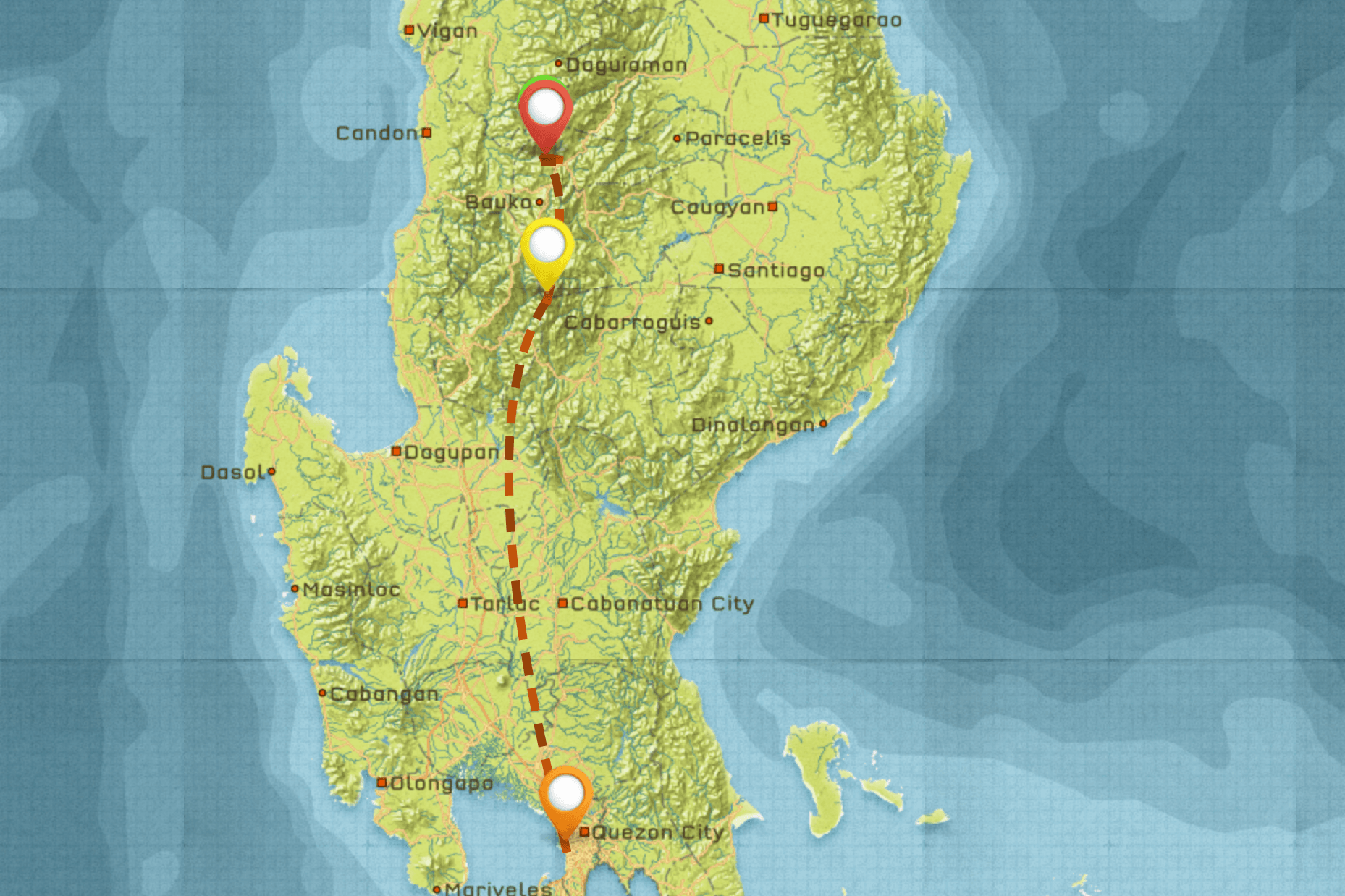 Backpacking The Philippines Itinerary #1