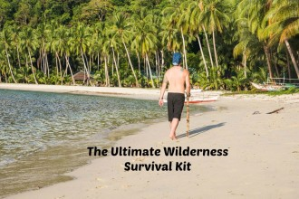 Ultimate Wilderness Survival Kit for Backpackers