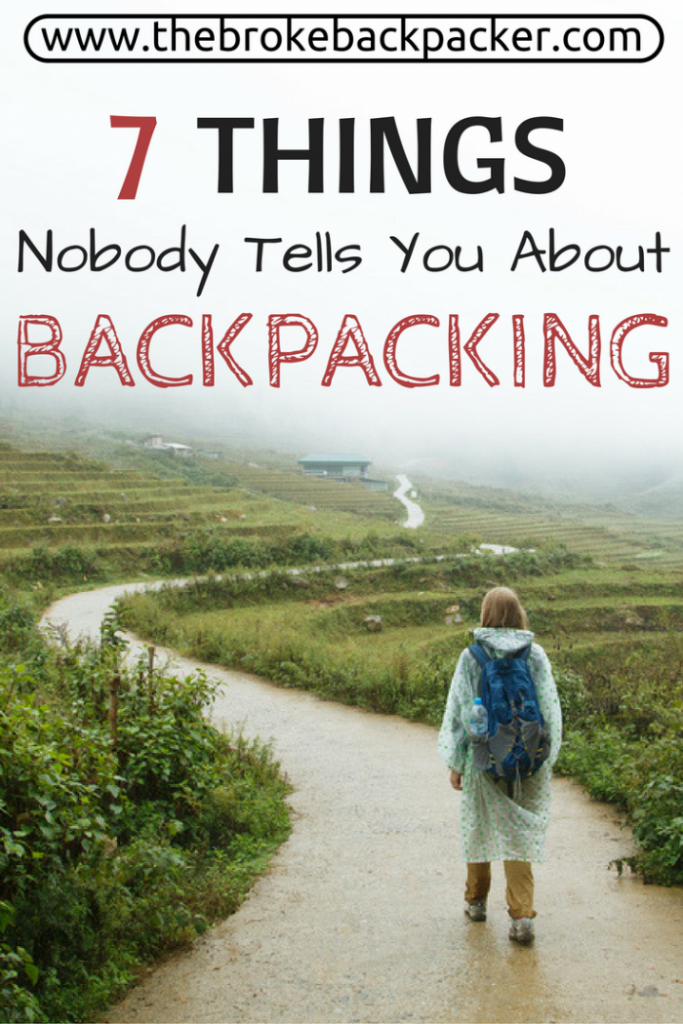 about backpacking