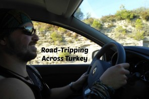 Road Tripping Turkey