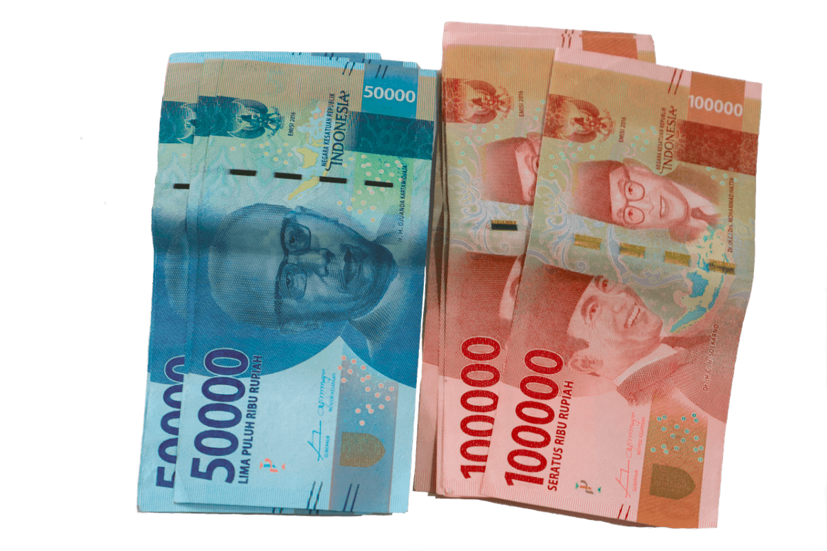 Money in Indonesia