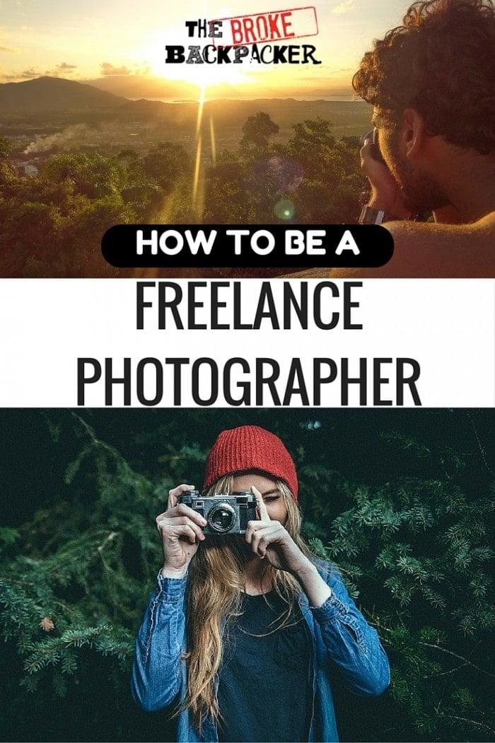 Start Freelance Photography