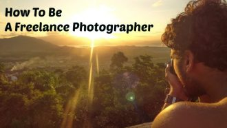 How To Be A Freelance Photographer
