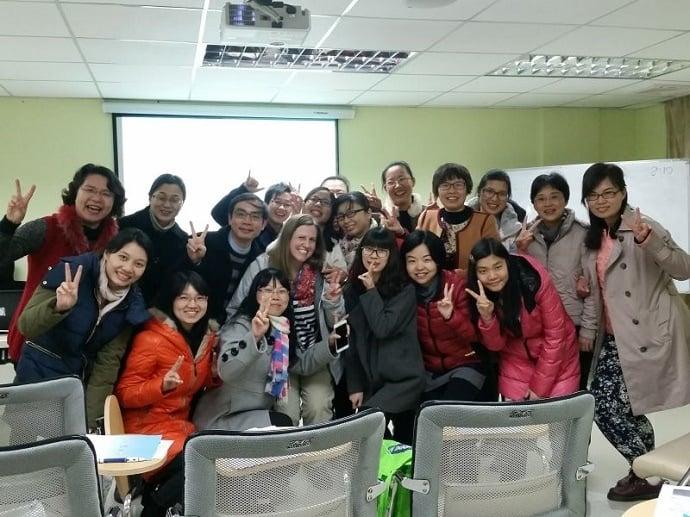 English Teaching Abroad Jobs