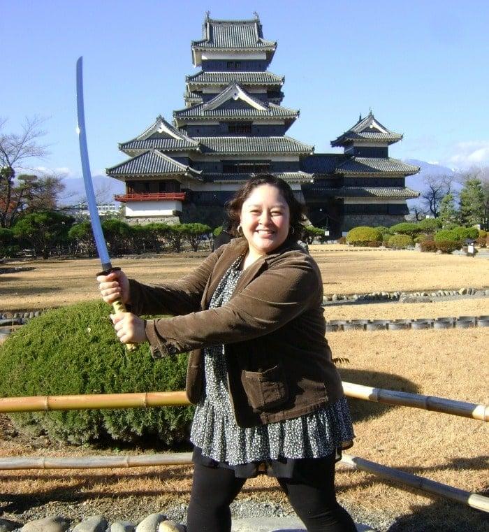 visiting japan to teach english