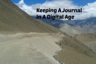 Keeping A Journal In A Digital Age