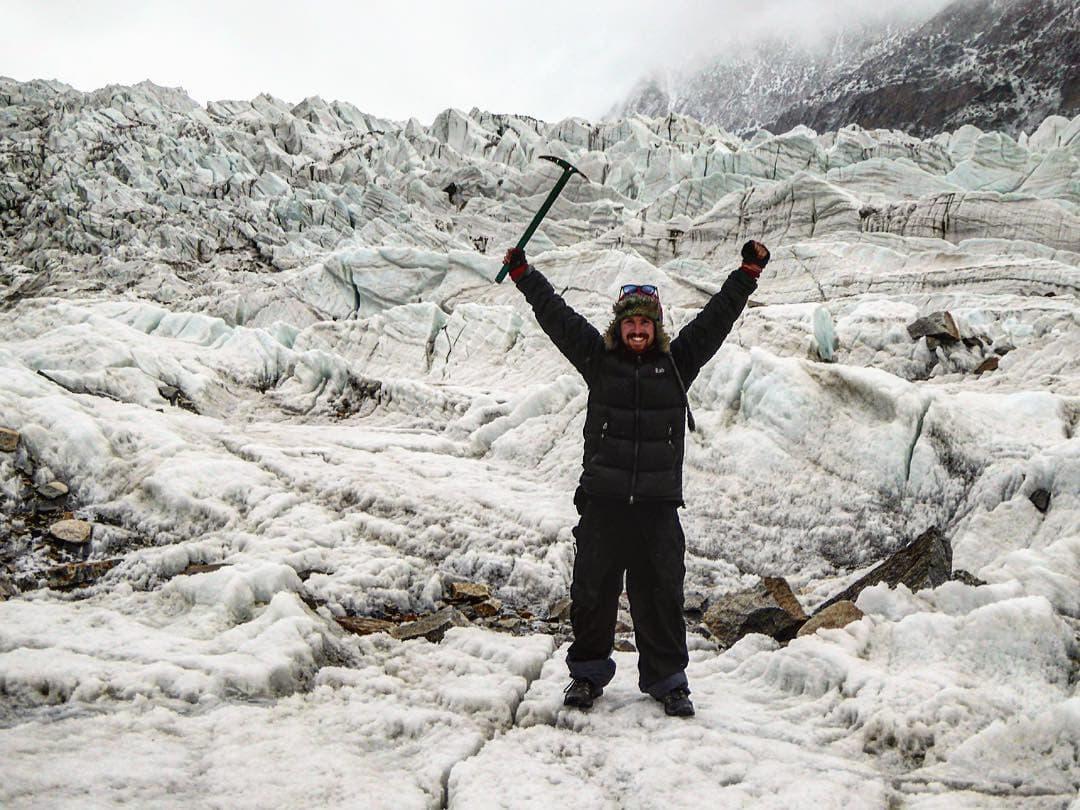 Travel to Pakistan to climb Batura Glacier