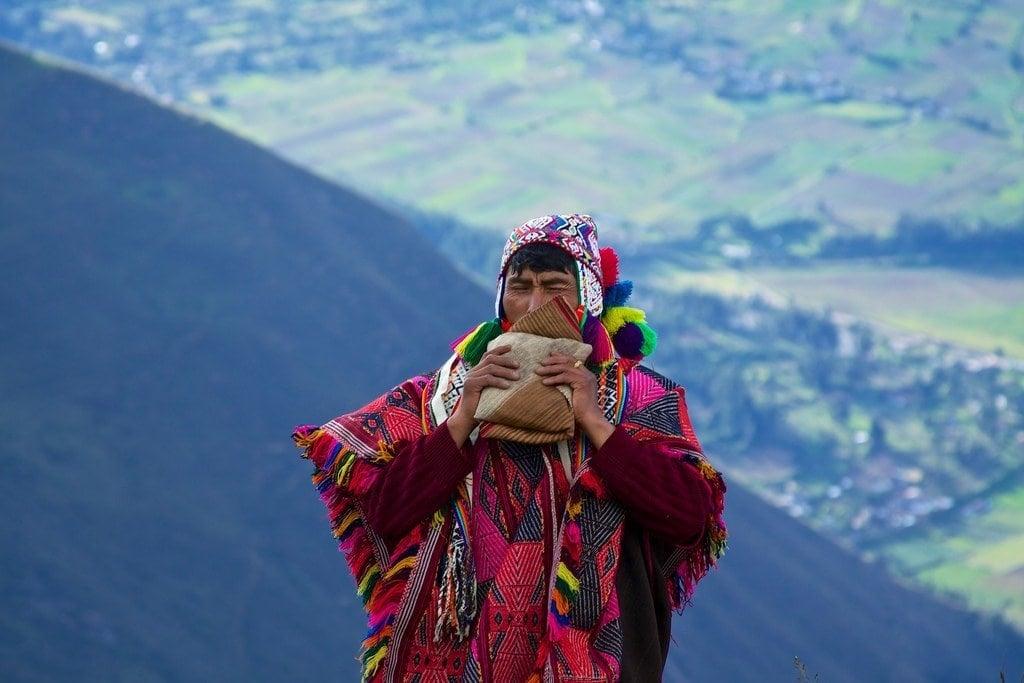 Hot stud in Peru