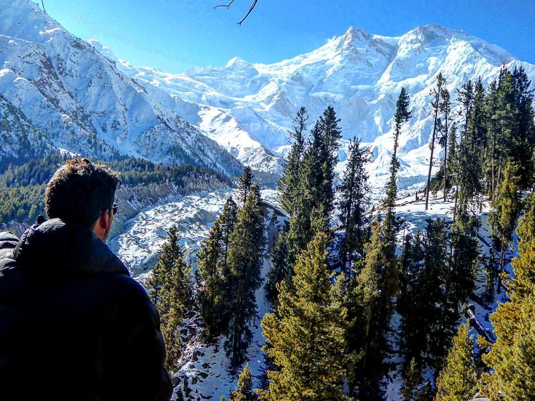 Tourism in Pakistan during winter