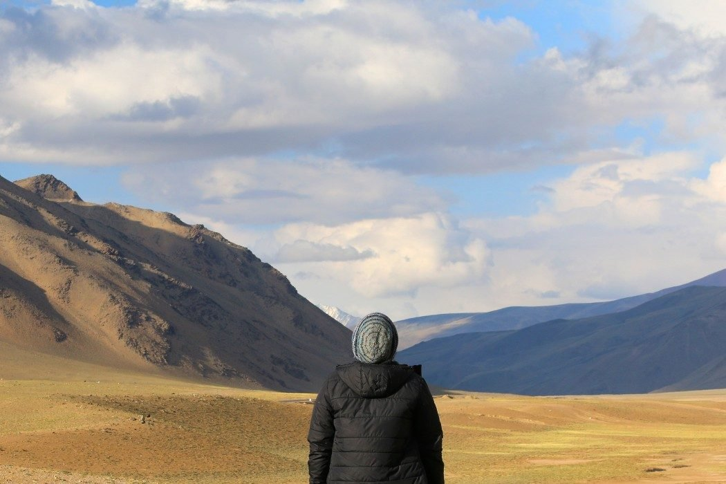 how to be a nomad