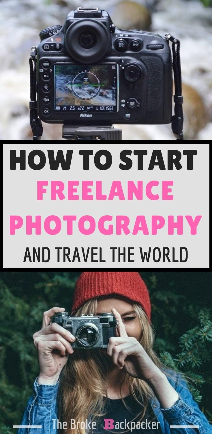 Start Freelance Photography