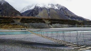 Tourism in Pakistan, Bridge to Batura Glacier