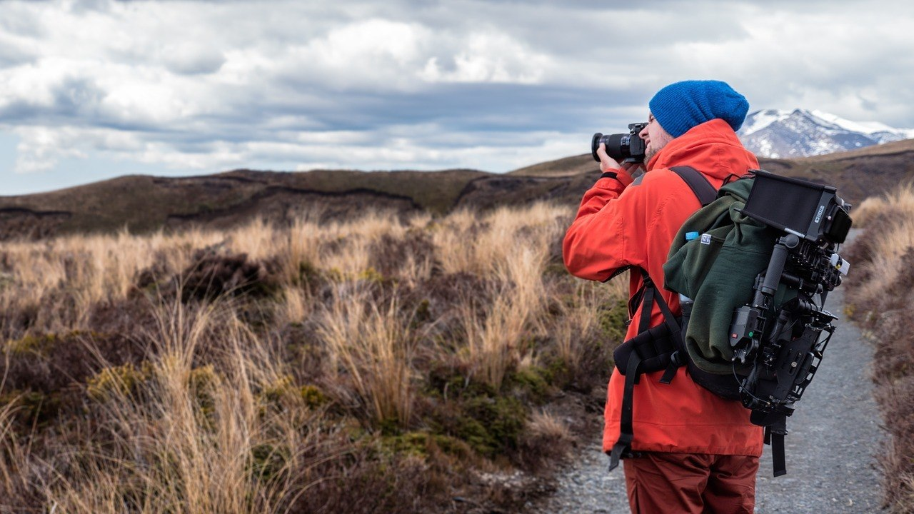 become a freelance photographer in wilderness