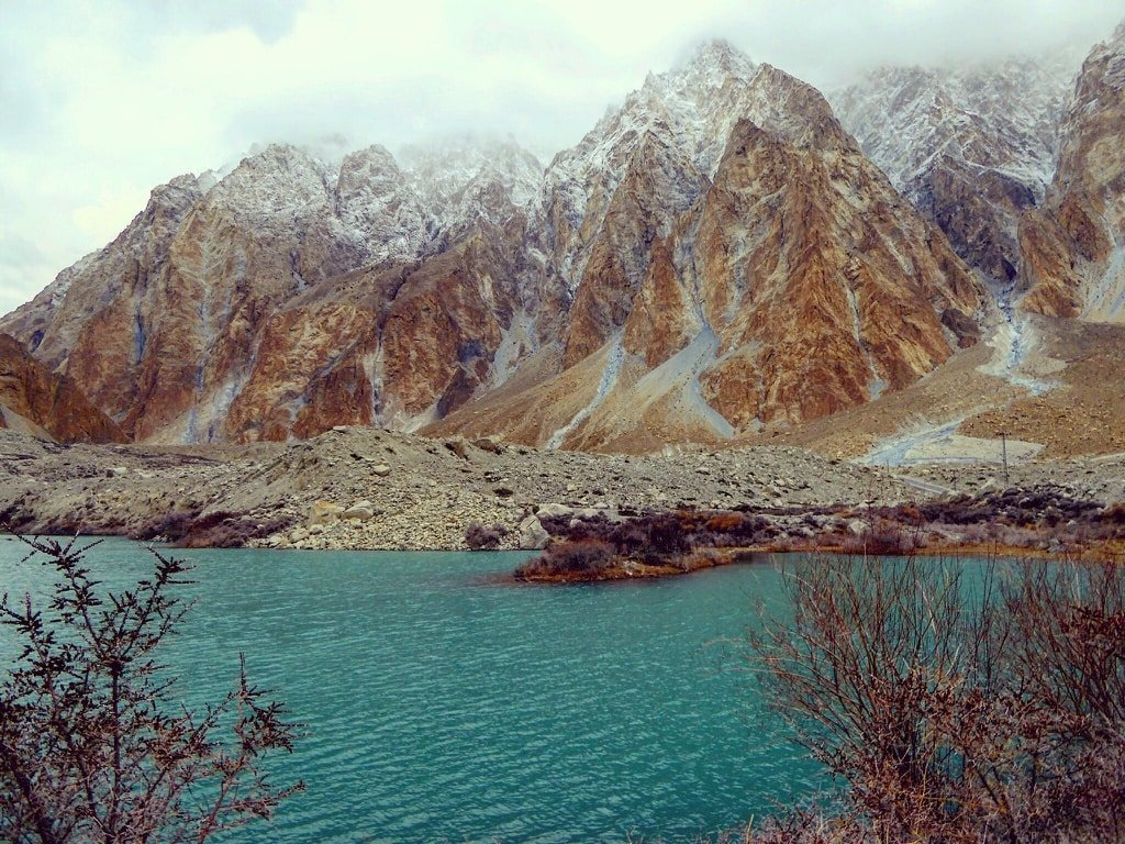 Tourism in Pakistan, Batura Lake and Glacier