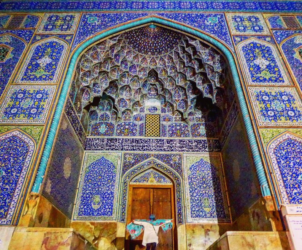More of Iran's beautiful architecture