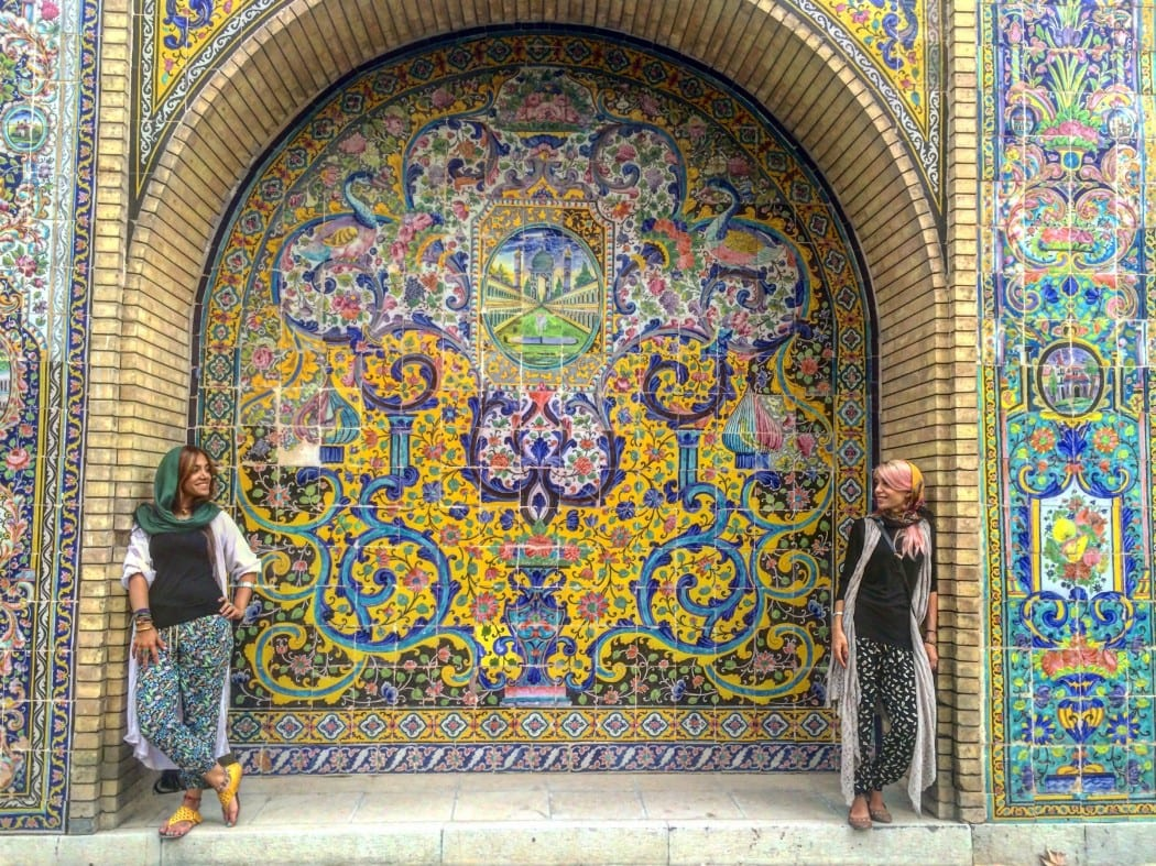 Attractions in Tehran - Golestan Palace