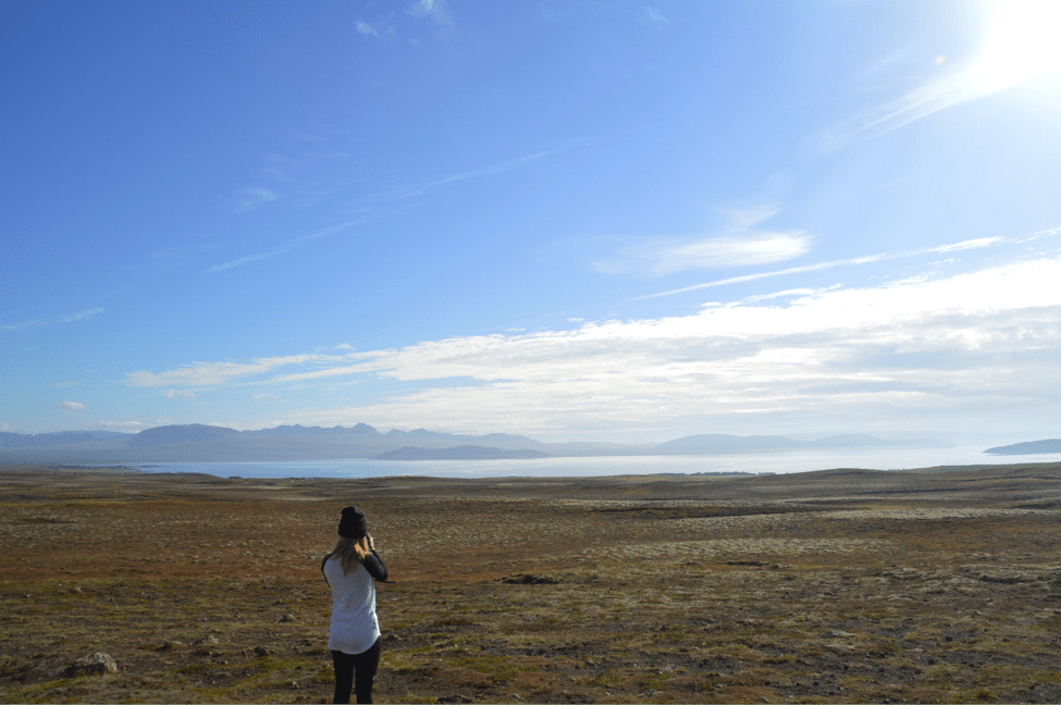 budget guide to backpacking iceland