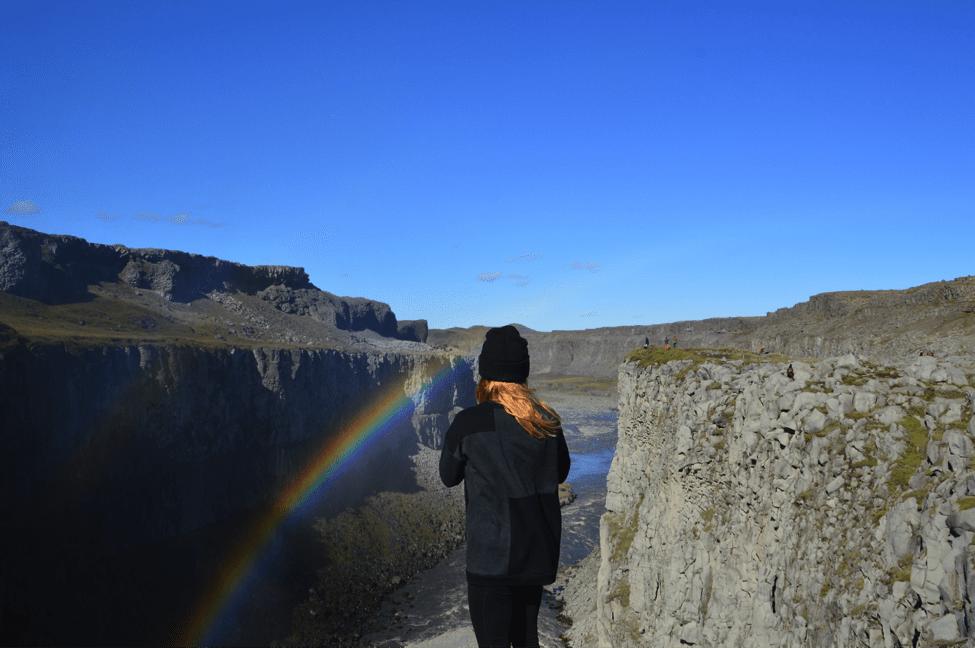 backpacking Iceland