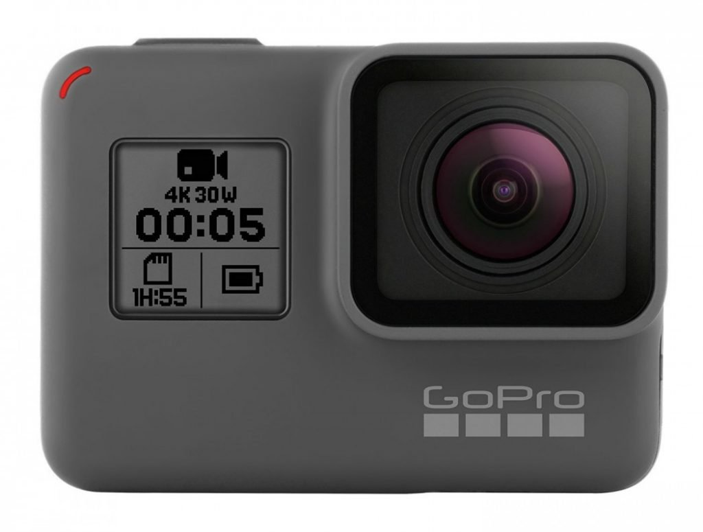 gopro gift for backpackers