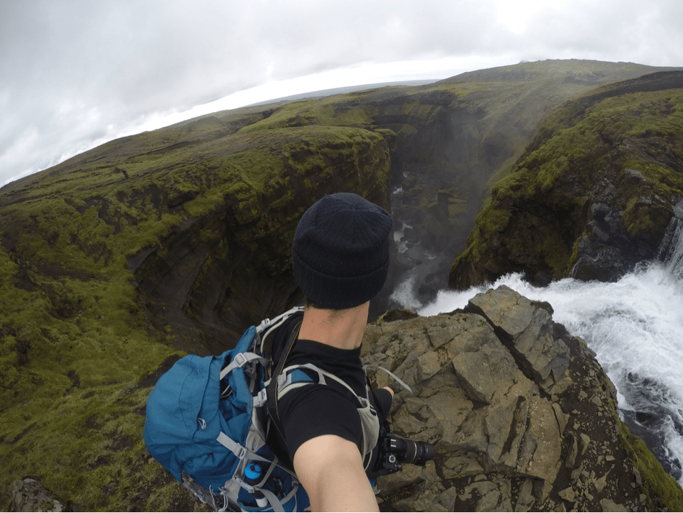 backpacking iceland guide