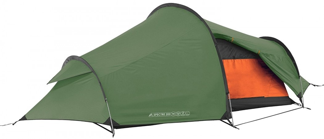 Gifts for backpackers vango sabre tent