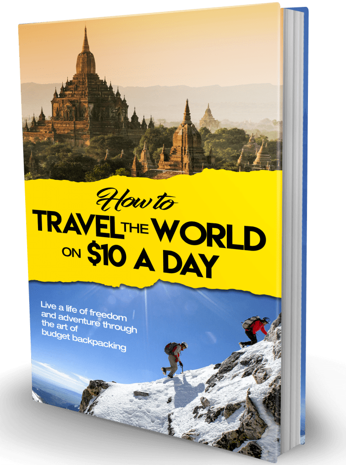 $10 ebook for backpackers