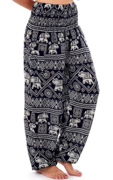 Gifts for backpackers elephant pants