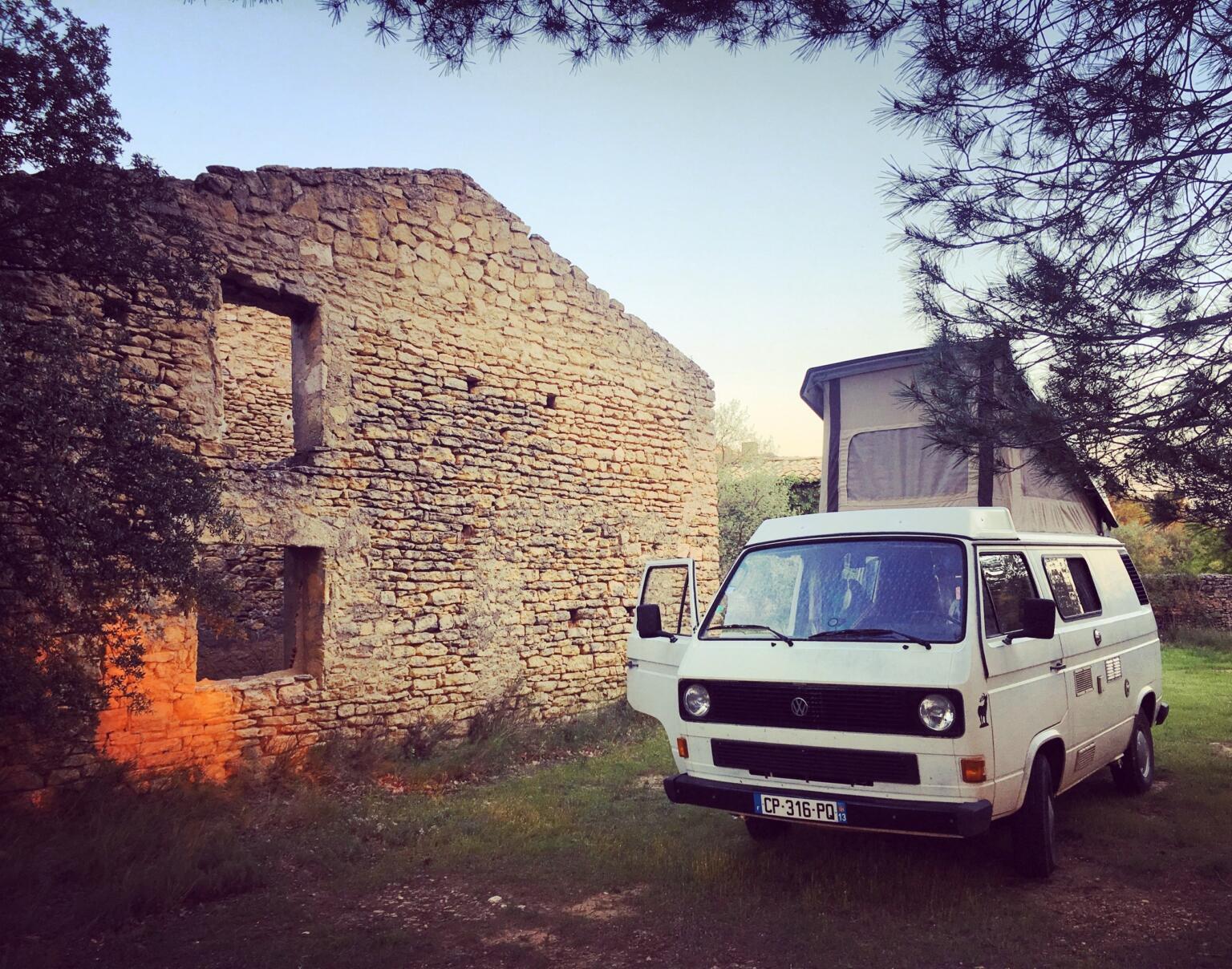 caravan in portugal