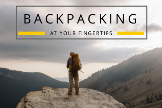 backpacking at your fingertips
