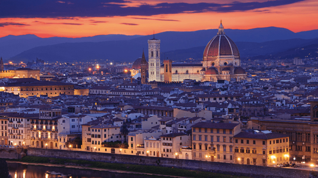 best places in Florence to stay the duomo