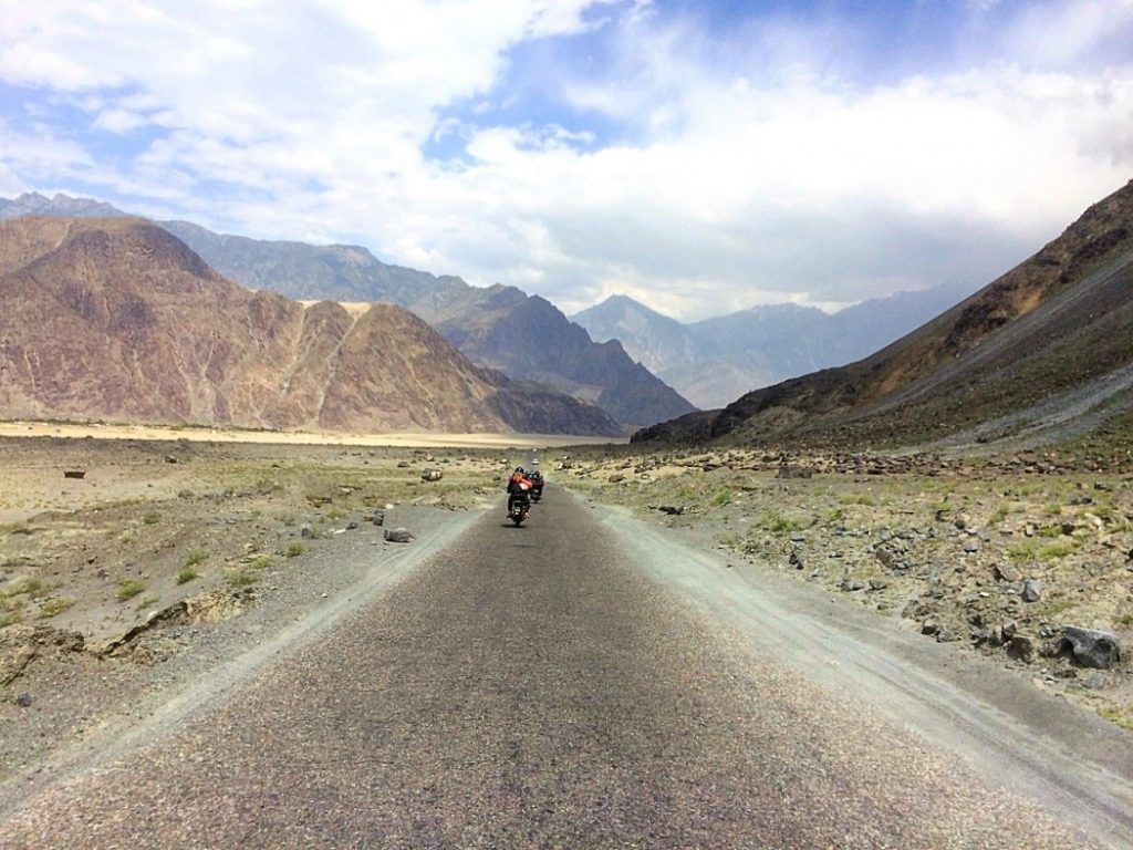 motorcycle pakistan tour